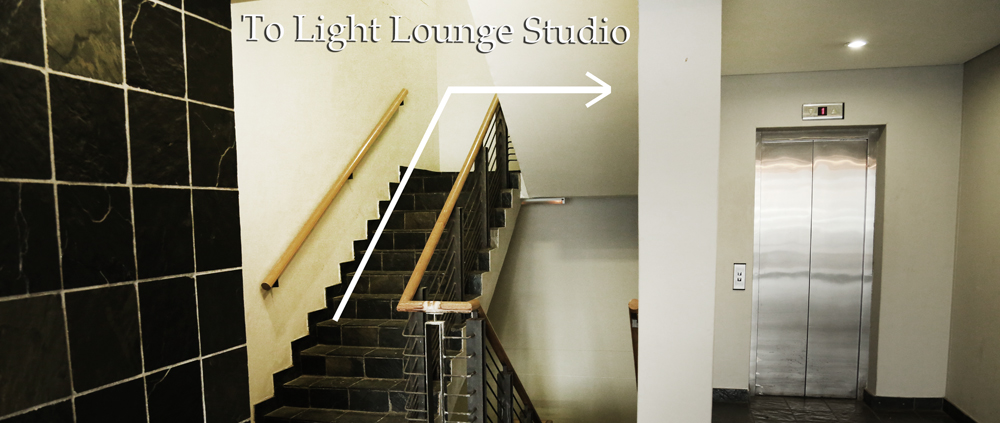 3 Office stairs